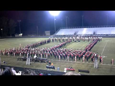 UGA Redcoat Band - Glory