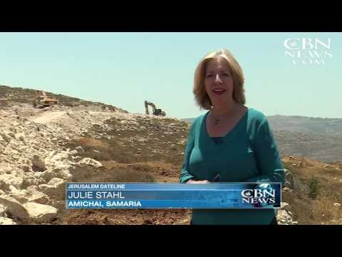 Israel Breaks Ground on First Settlement in Biblical Heartland in 25 Years