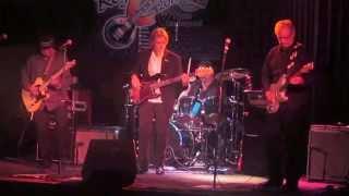 back talk blues band featuring gary guitar williams