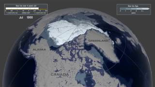 Baixar The age of Arctic sea ice