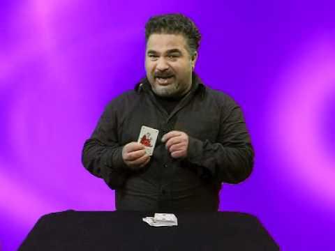 לימוד קסמים חינם  - קסם קלף 9