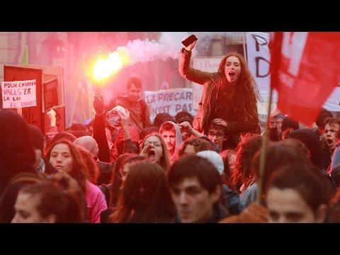 France: Why are student protest movements so powerful?
