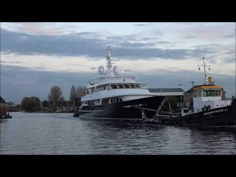 The video of Femke's transport of today