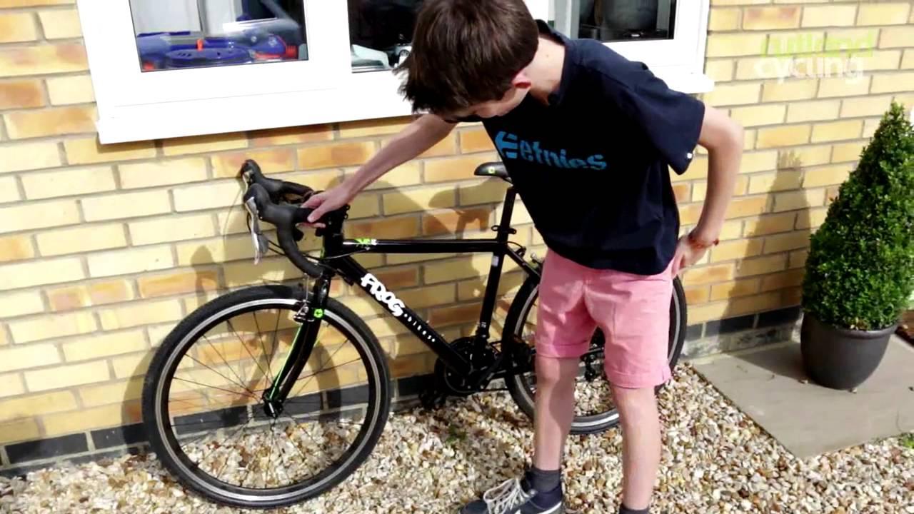 Frog 70 Kids Road Bike Review Youtube