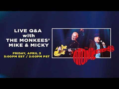 Live Q&A with Micky and Mike!