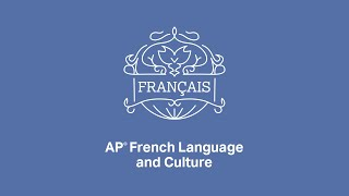 ... access ap live frq practice questions and helpful exam documents here: https://tinyurl.com/apfrenchsamplequestions.watch...