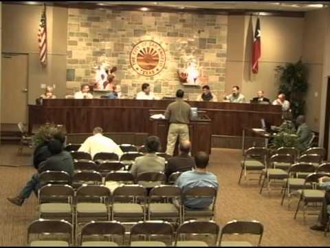 San Angelo MPO Meeting 11-03-11