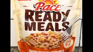 Pace Ready Meals: Cheesy Chicken Quesadilla Review