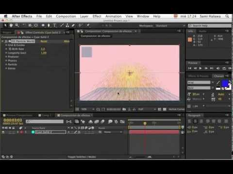 1/72 Mega Curso After Effects 90h desde 0 a 100: Primeros pa