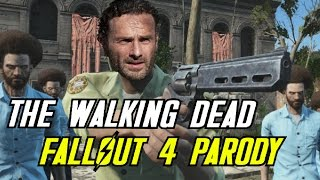 The Walking Dead GamerPoop - Fallout 4