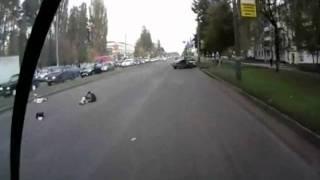 Авария в Брянске. Трагедия города. Ужас на дорогах...