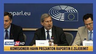 E Plotë Hahn Lexon Raportin Për Shqipërinë Këshilli Të Hapë Tani Negociatat
