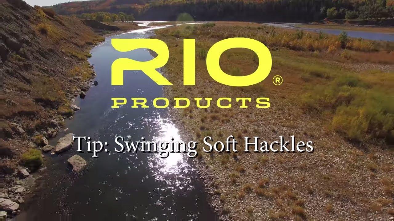 1f7e5c34aa946 Simon Gawesworth - Swinging Soft Hackle Flies - YouTube
