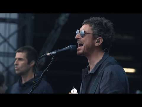 Liam Gallagher (Oasis) Full Lollapalooza Gig Paris 2017