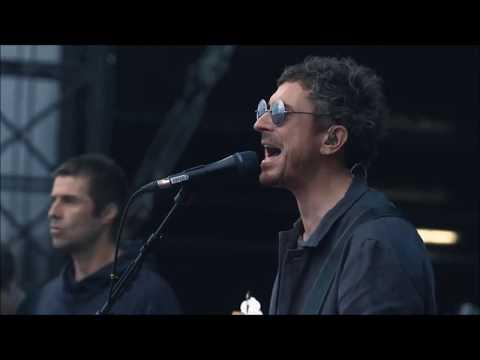 Liam Gallagher (Oasis) Full Gig Paris 2017