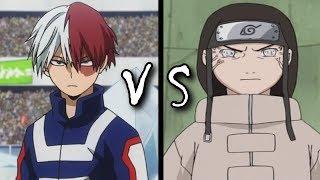 My Hero Academia vs Naruto - The Tournament Arc