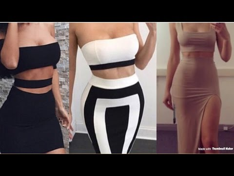 ALIEXPRESS HAUL : TRY ON: TWO PIECE OUTFITS $9-$13