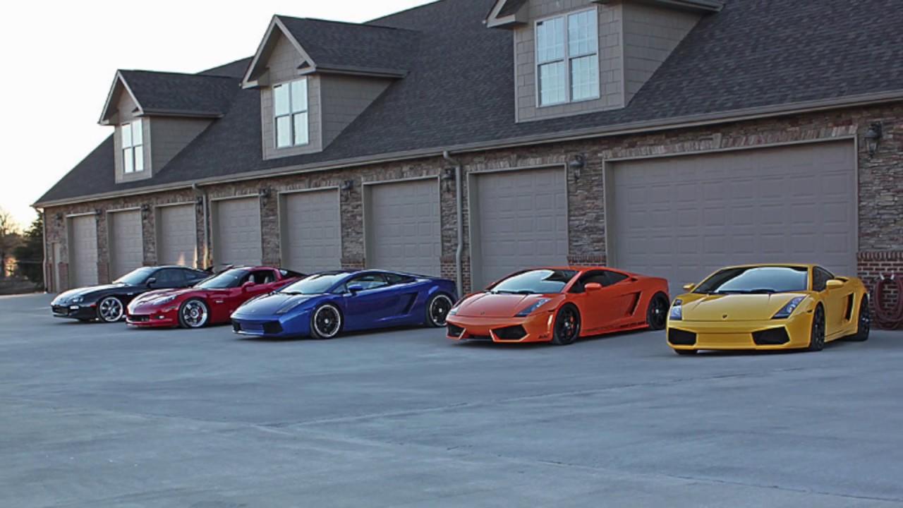 Dream Garage Homes For Sale Clarksville Tn Youtube