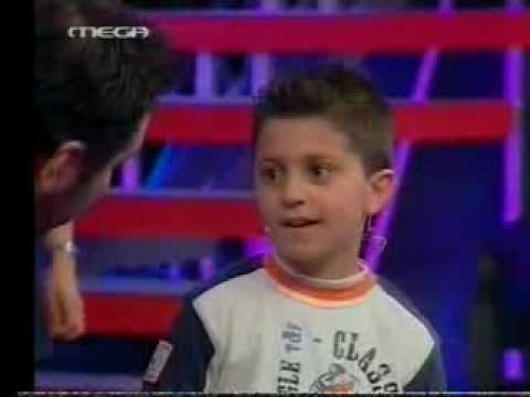 Antonis Remos kai Soteris sto Athinwn Arena