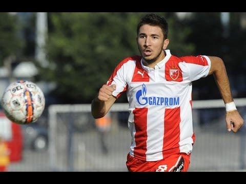 Marko Grujić ● Red Star Belgrade ● Goals, Skills & Assists ● 2015/2016 HD