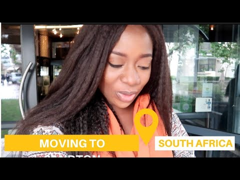 MOVING TO SANDTON | VLOGTOBER 3