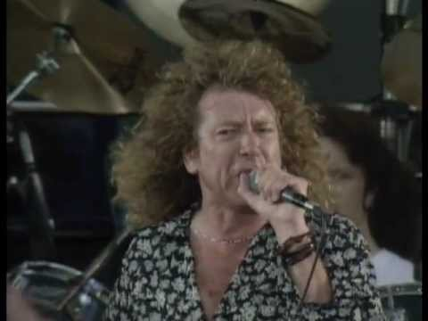 Robert Plant - (1990) Rock 'N' Roll  [featuring Jimmy Page]