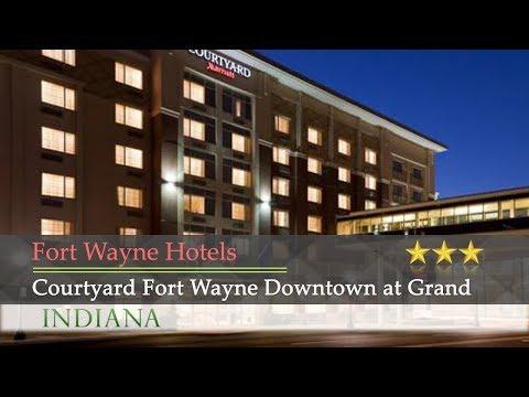 Courtyard Fort Wayne Downtown At Grand Wayne Convention Center - Fort Wayne Hotels, Indiana