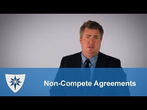 Virginia Lawyer Merritt Green on Non Compete Agreements