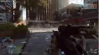 Battlefield 4 Beta PC Gameplay (HD 7870 - AMD FX 8320 )