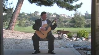 Kevin Greenhaw Classical And Flamenco Guitarist