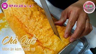 Chả Quế - Món ngon ăn kèm bánh mì | Rosa.edu.vn