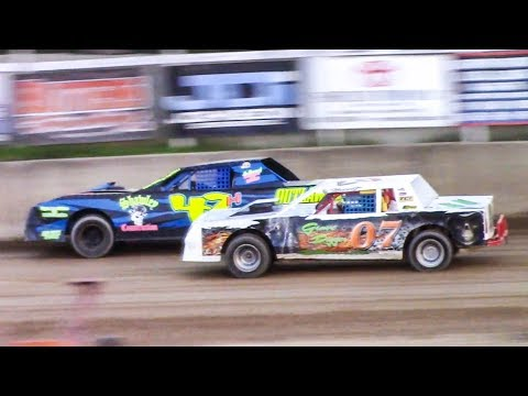 Pure Stock Feature | Old Bradford Speedway | 7-20-18