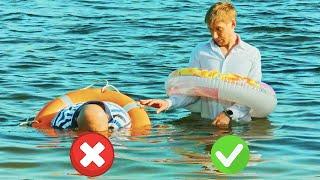 Что нельзя делать в жару на пляже? Пьяным купаться ЗАПРЕЩЕНО! Купальный сезон и летний отдых на море