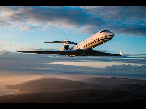Gulfstream G550 Flight Test Report