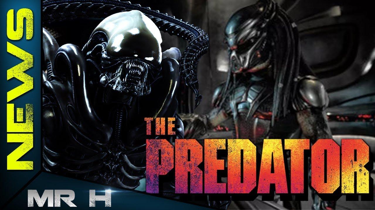 Alternate Ending Deleted Scene For The Predator Reveals Facehugger Alien Connection