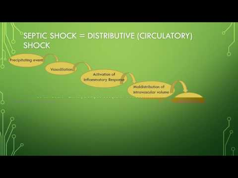 Sepsis and Septic Shock with voice