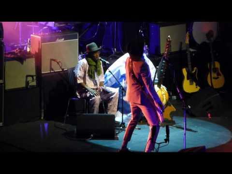 Damon Albarn - Bamako City ( Mali music cover ) 16.11.2014 live @Royal Albert Hall in London