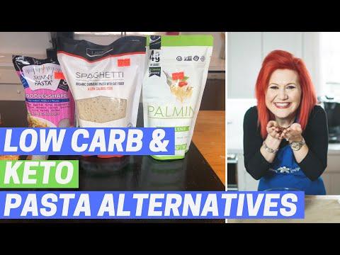 Low Carb Pasta Alternatives (KETO GLUTEN FREE)