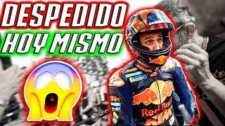 [MotoGP] ZARCO DESPEDIDO inminentemente, NO volvera a  SUBIRSE A UNA KTM