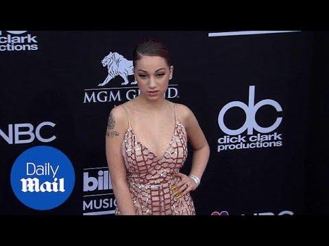 'Cash Me Ousside girl' Danielle Bregoli arrives at Billboards - Daily Mail