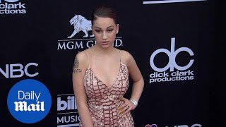 'Cash Me Ousside girl' Danielle Bregoli arrives at Billboards - Daily Mail