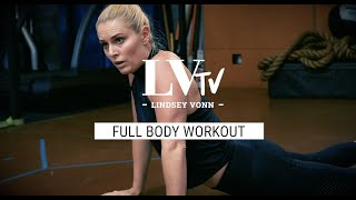 My Full Body Workout | Circuit Training | Lindsey Vonn