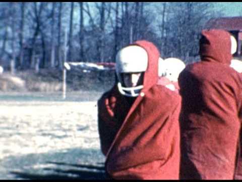 Courtney #85 - George Mason HS Football - 1961