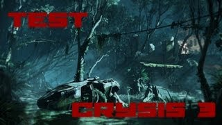Test Crysis 3 Ultra Settings  [1080p]