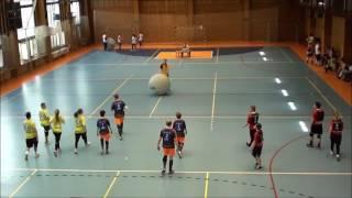 Kin-ball CEKC 2016 Prague Wolves Kin-ball Pardubice Mad dogs