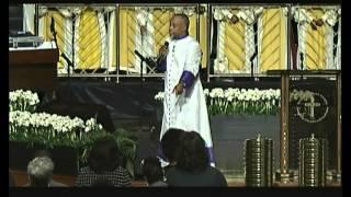 """""""I Am Not Qualified But Chosen"""" Pastor John K. Jenkins Sr. / Joshua DuBois"""