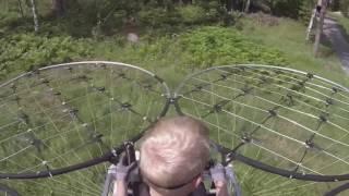 NEW DIY Passenger Drone Test Flight Is a Success!!