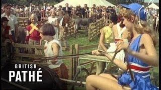 Windmill Girls & Donkeys (1957)