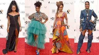 Wearable Art Gala 2019 Red Carpet Arrivals WACO Theater Center's