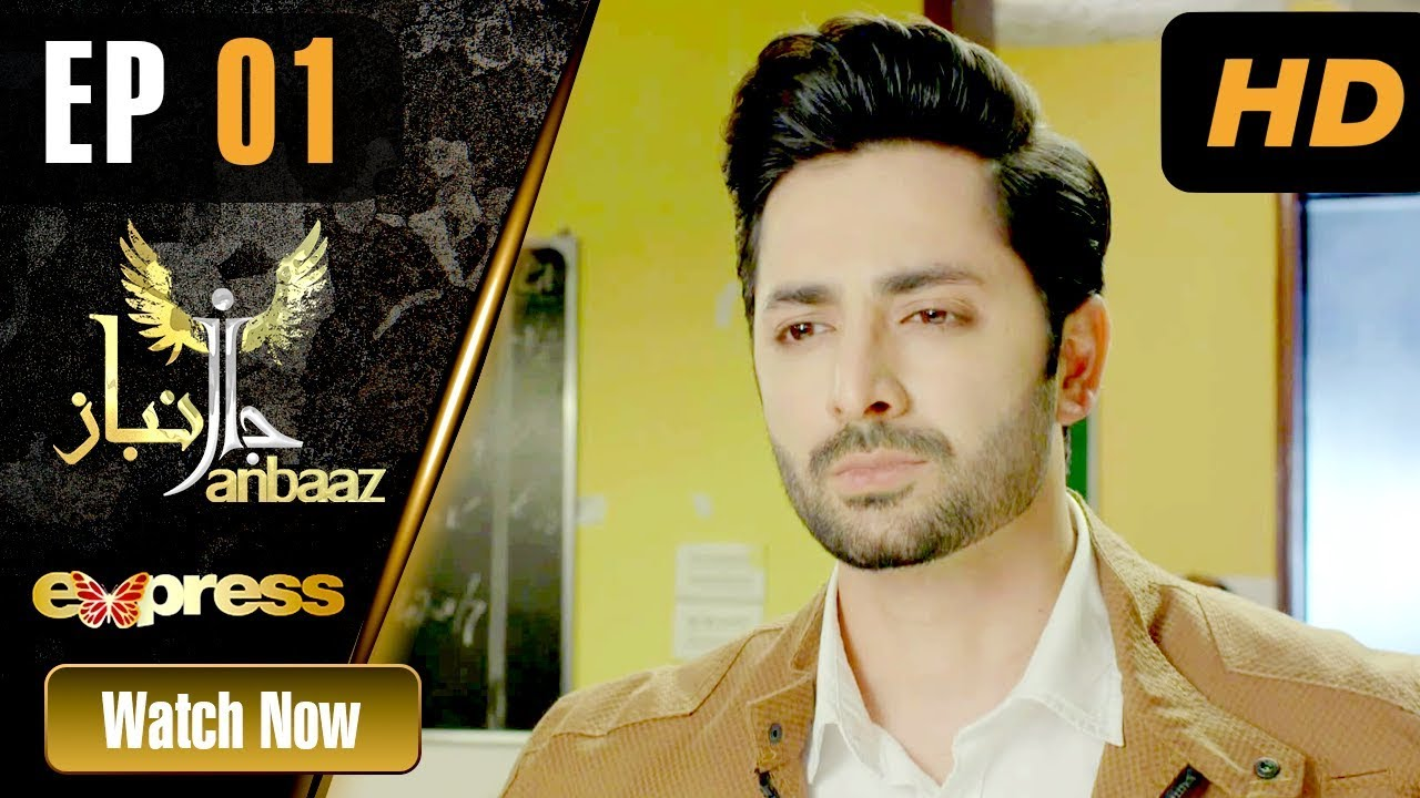 Download Pakistani Drama | Janbaaz - Episode 1 | Express TV Dramas | Qavi Khan, Danish Taimoor, Areeba Habib